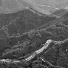 Great Wall of China by Tim Poitevin