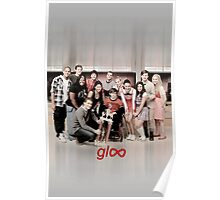 Glee Cast  Poster