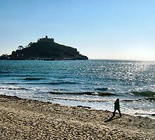 St Michaels Mount by Shoshonan