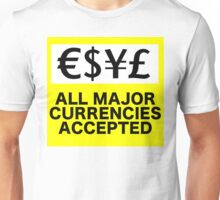 International Busking Unisex T-Shirt