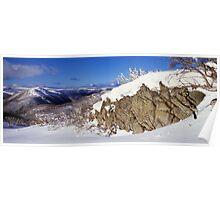 Mt Mackay Poster
