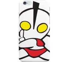 Ultrapeace Ultraman Funny iPhone Case/Skin