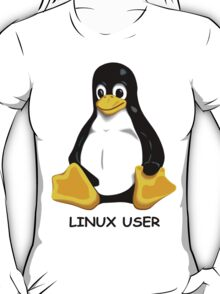 Linux User T-Shirt