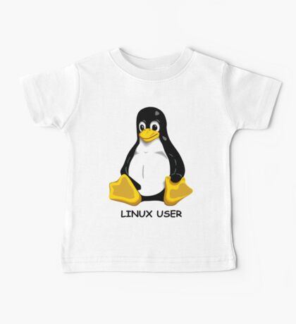 Linux User Baby Tee