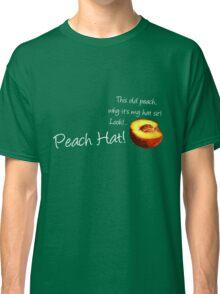 Peach Hat Classic T-Shirt