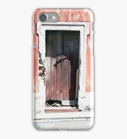 HC 24 Door iPhone Case/Skin