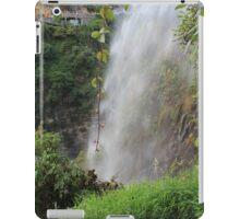 COLOMBIA WATERFALL iPad Case/Skin