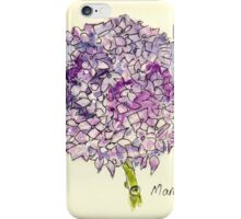 From the bottom of the garden... iPhone Case/Skin