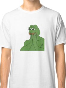 pepe da frog Classic T-Shirt