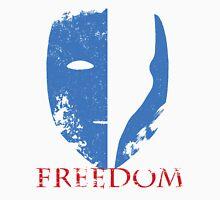 Blue Freedom Unisex T-Shirt