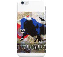 Taurus iPhone Case/Skin