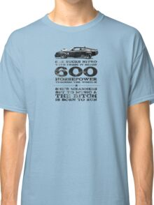 Mad Max Pursuit Special aka The Interceptor Classic T-Shirt