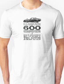 Mad Max Pursuit Special aka The Interceptor Unisex T-Shirt