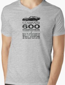 Mad Max Pursuit Special aka The Interceptor Mens V-Neck T-Shirt