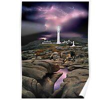 Point Hicks Lighthouse Poster