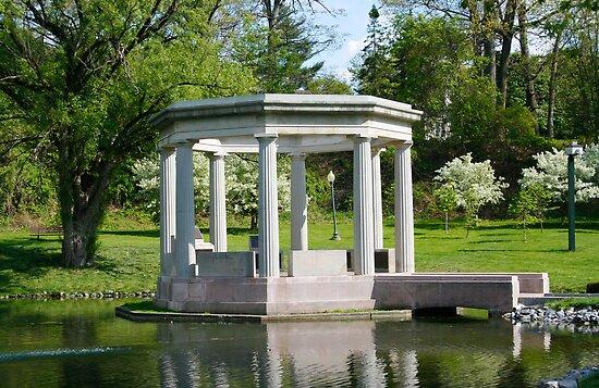 World War Memorial by Deborah Austin
