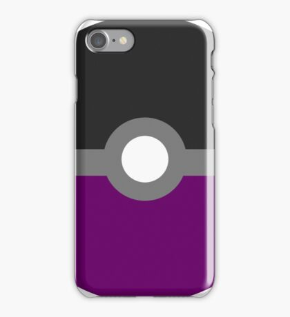 Ace Trainer iPhone Case/Skin