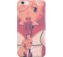 KH: Cool Color Roxas iPhone Case/Skin