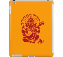 Ganesh plugged in iPad Case/Skin