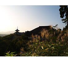 Kiyomizudera, Kyoto Photographic Print