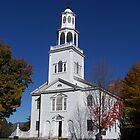 Old First Church by Deborah Austin