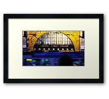flinders Framed Print