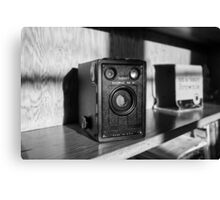 Vintage Kodak Brownie Target Six-16  Canvas Print