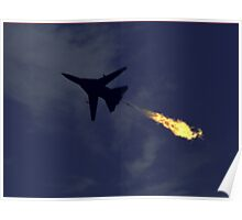 F111 - Dump & Burn  Poster