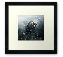 Blue Valentine Dreams Framed Print