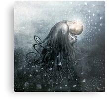 Blue Valentine Dreams Metal Print