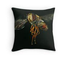 Mega Fly Throw Pillow