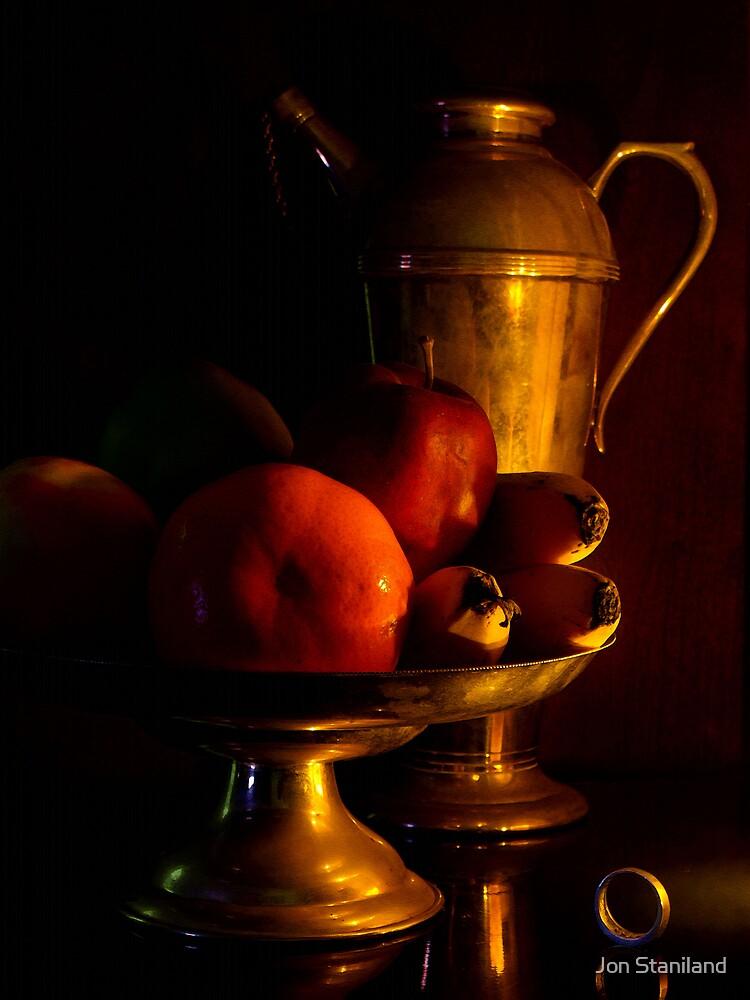 Fruit Bowl by Jon Staniland