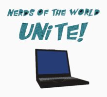 Nerds of the World Unite by Kenneth Albin