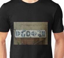 Singapore sign Unisex T-Shirt