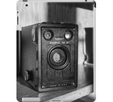 Vintage Kodak Brownie Target Six-16  iPad Case/Skin