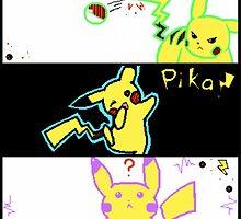 Pixelchu by CriticalError