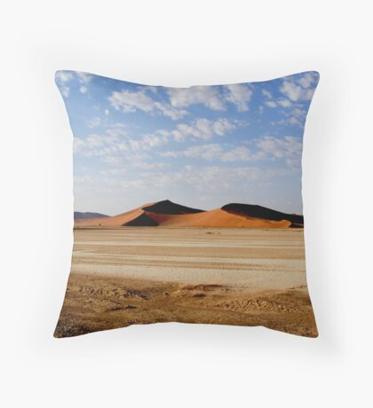 Namib Naukluft Park Throw Pillow