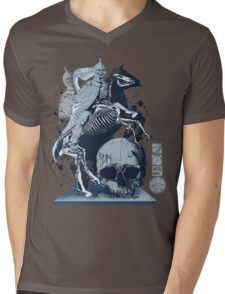 The Game of Kings, Wave Three: The White King's Knight Mens V-Neck T-Shirt