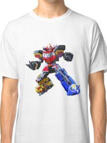 Mighty Morphin Power Rangers Megazord 3 Classic T-Shirt