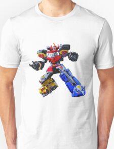 Mighty Morphin Power Rangers Megazord 3 T-Shirt