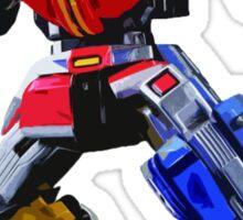 Mighty Morphin Power Rangers Megazord 3 Sticker