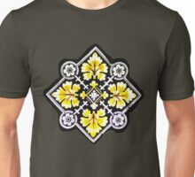 Floral window Unisex T-Shirt