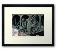 Ironsmith Riveters Framed Print