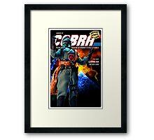 COBRA-Ra Framed Print