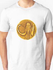 Mighty Morphin Power Rangers Black Ranger Mastadon Coin T-Shirt