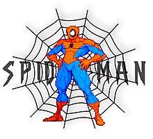 Spider-Man Photographic Print