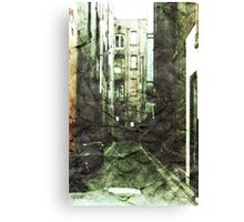 Discounted Memory Canvas Print
