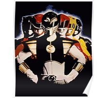 Mighty Morphin Power Rangers 2 Poster