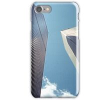Homage to 9/11  iPhone Case/Skin