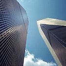 Homage to 9/11  by Carole-Anne